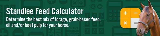 Standlee Feed Calculator