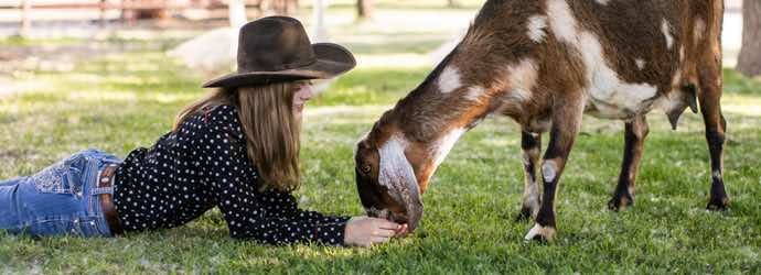 What do goats eat by Deborah Niemann