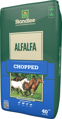 Premium Chopped Alfalfa Product Photo