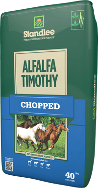 Premium Chopped Alfalfa/Timothy Product Photo