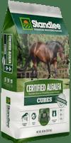 Certified Alfalfa Cubes