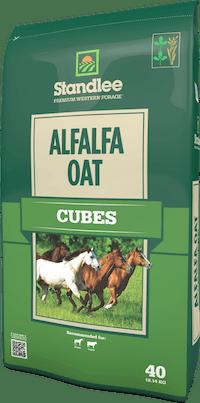 Premium Alfalfa/Oat Grass Cubes Product Photo
