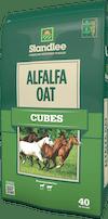 Premium Alfalfa/Oat Grass Cubes