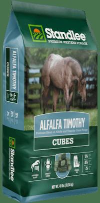 Premium Alfalfa/Timothy Cubes Product Photo