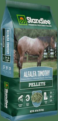 Premium Alfalfa/Timothy Pellets Product Photo