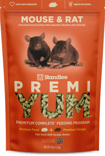 PremiYum Mouse & Rat Fortified Food Product Photo