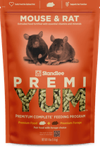 PremiYum Mouse & Rat Fortified Food