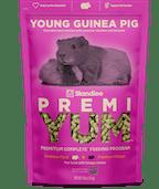 PremiYum Young Guinea Pig Fortified Food