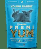 PremiYum Young Rabbit Fortified Food